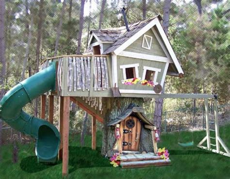 crooked cottage playhouse party time pinterest