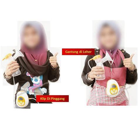 Breast Pompa Asi Malish Ilaria malish mango single electric breast pompa asi murah