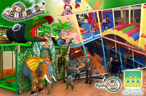 active funs unlimited play promo  sm megamall