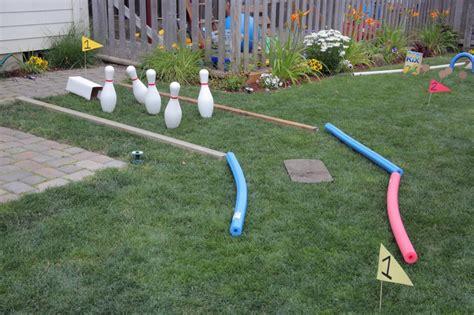 Outdoor Fun: Backyard Mini Golf Course · Kix Cereal