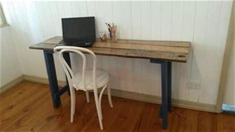 slim computer desk diy multipurpose slim pallet table 99 pallets