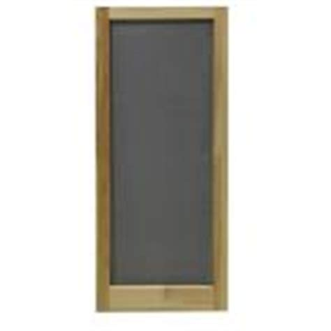 Wooden Screen Doors At Home Depot by Screen Doors Doors The Home Depot
