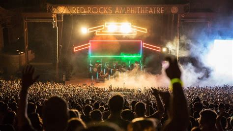 pretty lights red rocks pretty lights announce free stream of live band sets from
