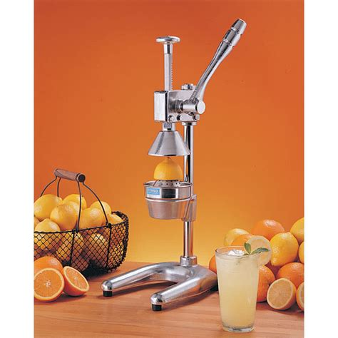 Easy Juicer nemco n55850 manual heavy duty easy citrus juicer