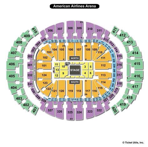 american airlines arena floor plan 100 american airlines arena floor plan colors american