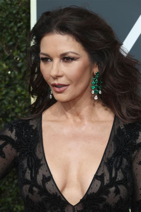 catherine zeta jones catherine zeta jones golden globe awards 2018 in beverly