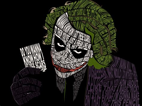 Joker Quotes Quotes From The Joker Quotesgram
