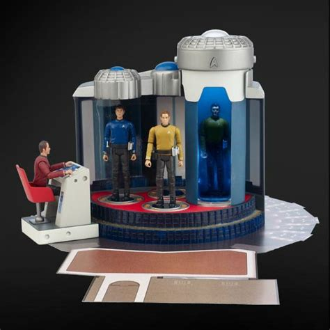 Transporter Room by Playset Appreciation Thread Page 5 Discussion At