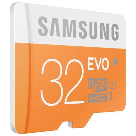 Samsung Micro Sd Evo Uhs 1 32gb 48mb S Original Memory Card digitalsonline samsung 32gb microsdhc evo class 10 uhs 1 48mb s
