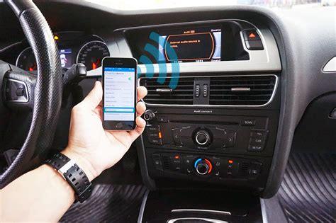 Audi A4 B8 Aux by Hur Du Installerar Aux Bluetooth I Audi A4 A5 Q5 Med
