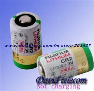 Panasonic Cr2 Original Battery Non Rechargeable original c 226 mera fuji fujifilm cr2 3 v bateria de l 237 tio