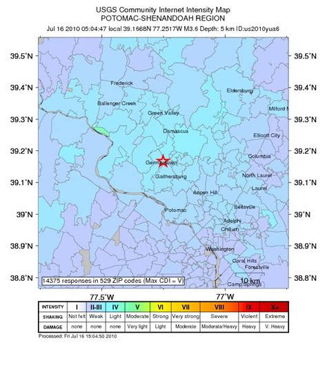 maryland earthquake map happy cloud moments earthquake in maryland