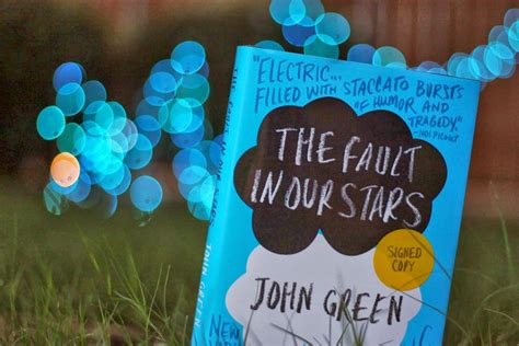 the fault in our book report the fault in our