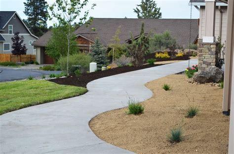 eastside of bend new construction landscape install