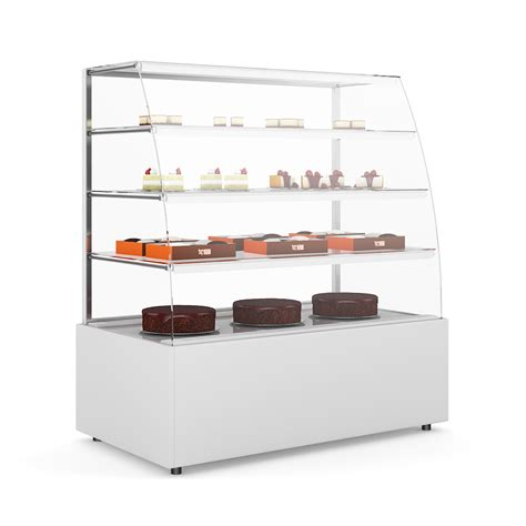cakes shelf 3d model c4d cgtrader