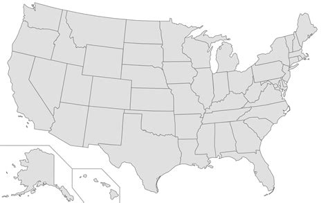 us map with states blank outline prepaid reviews blogat t wireless gophone news and info