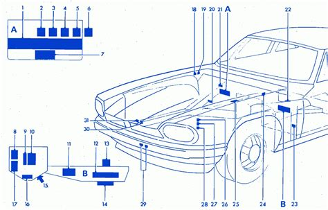 1994 jaguar xj6 fuse box diagram fuse box and wiring diagram