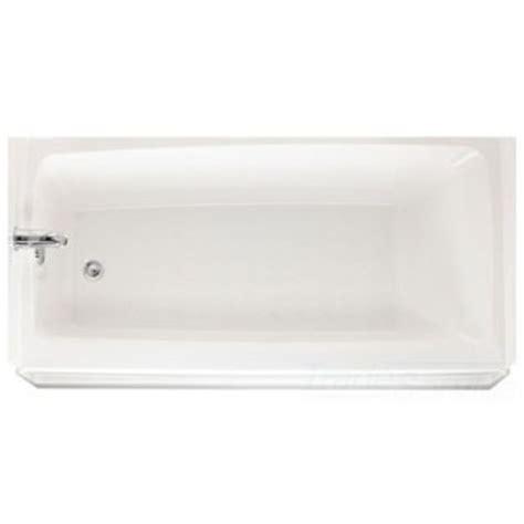 swanstone bathtubs swanstone bt 3060l 040 bermuda sand 30 quot x60 quot left drain bath tub plumbersstock
