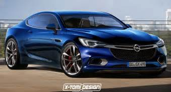 Gm Opel Buick Avista Puts An Opel Suit On Uses Calibra Moniker