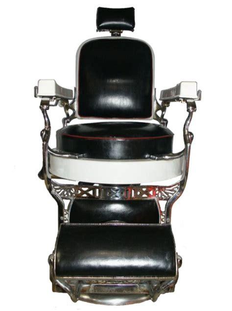 Koken Barber Chair by Koken Barber Chair