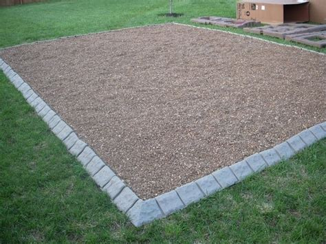 how to install edge landscape edging