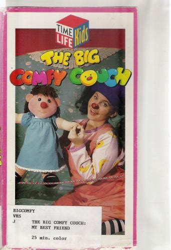 big comfy couch theme song big comfy couch why vhs pictures to pin on pinterest