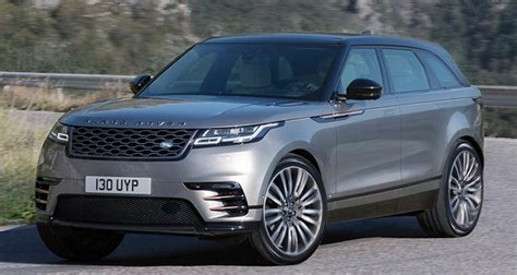 land rover suv 2018 preview 2018 land rover velar suv