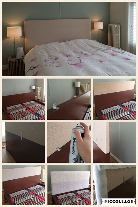 ikea malm bed headboard hack 1000 ideas about ikea headboard on pinterest headboards