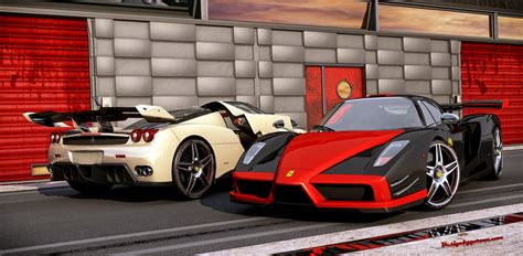 ferrari enzo custom ferrari enzo custom twin 2014 by yorzua on deviantart