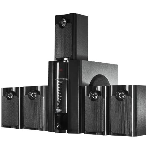 frisby fs 5020bt 5 1 surround sound home theater speakers