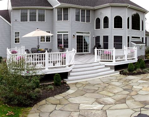 backyard patios and decks deck railing ideas how to choose the best rail design for