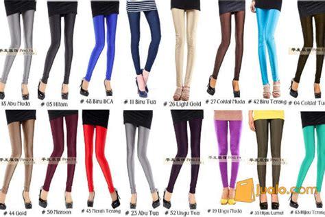 Legging Panjang Mengkilap All Size celana legging mengkilap licin seperti lycra aneka warna