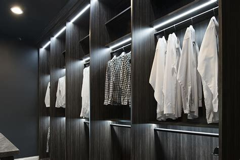 lighting options custom closet lighting options with led closet lights