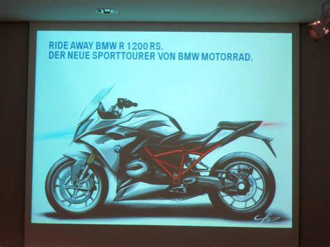 Bmw Motorrad Reisen M Nchen by Bmw R 1200 Rs Vorstellung M 252 Nchen Motorrad Fotos