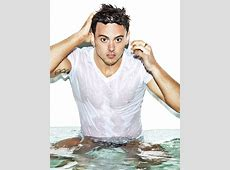Tom Daley Covers Attitude August 2014 Issue Lance Black Instagram