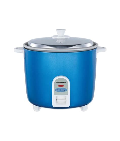 Rice Cooker Panasonic Sr Df181wsr panasonic sr wa18 mhs rice cookers available at snapdeal