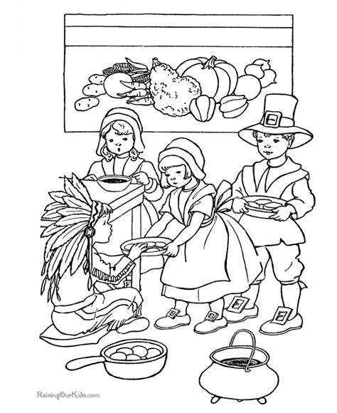 coloring pages thanksgiving day thanksgiving by numbers coloring pages