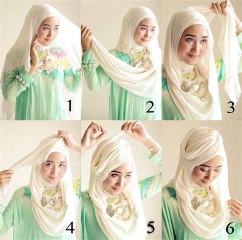 tutorial pashmina dian pelangi tutorial hijab pashmina dian pelangi untuk pesta dan wisuda