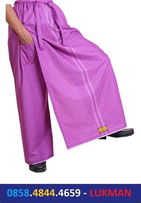 Sarung Balige Produsen Distributor Agen Grosir Celana Sarung Praktis