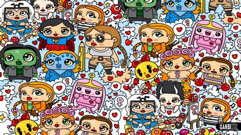 doodle art wallpapers  images