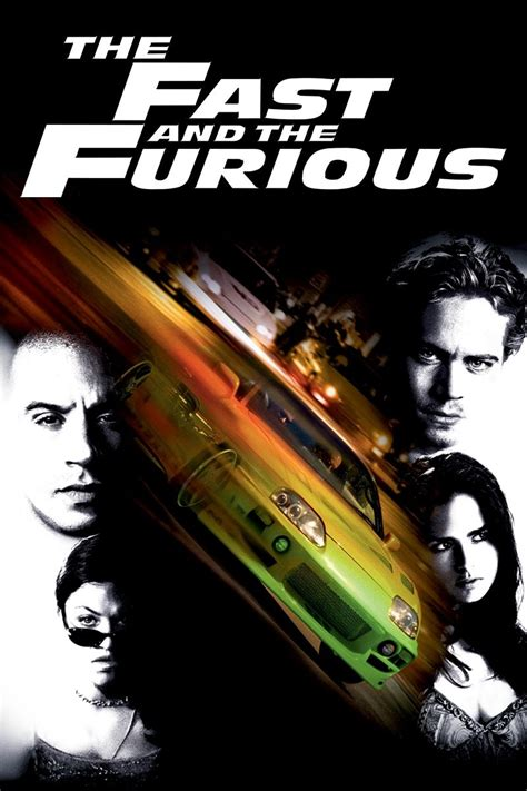 The Fast And The Furious The Fast And The Furious 2001 Rotten Tomatoes