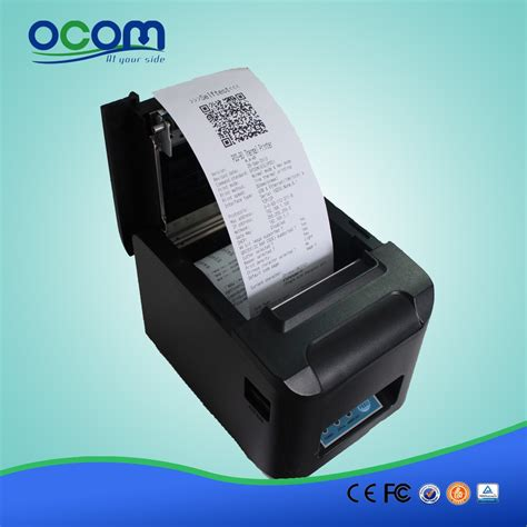 Printer Qr Code qr code thermal printer ocpp 808
