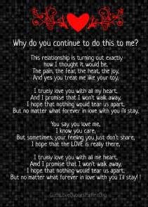 In In Relationship 8 Most Troubled Relationship Poems For Him