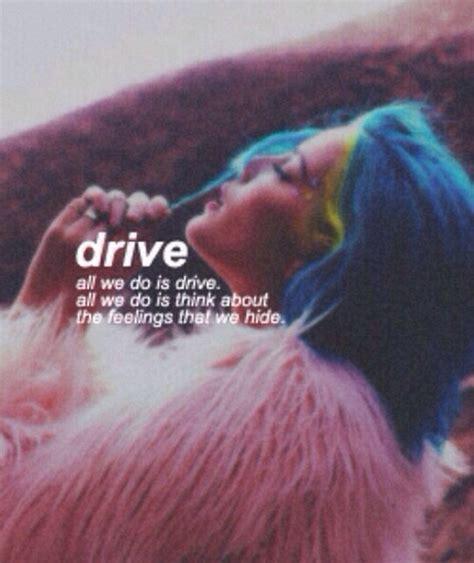 drive halsey halsey castle aesthetic tumblr