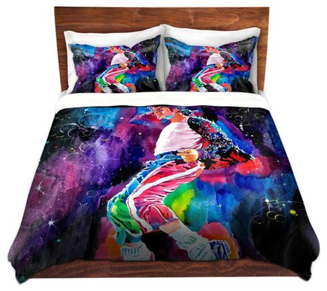duvet cover twill michael jackson dance contemporary