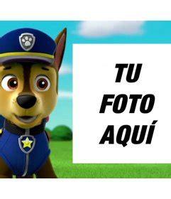 Fotomontajes Gratis De La Patrulla Canina | fotomontaje de la patrulla canina para subir una foto