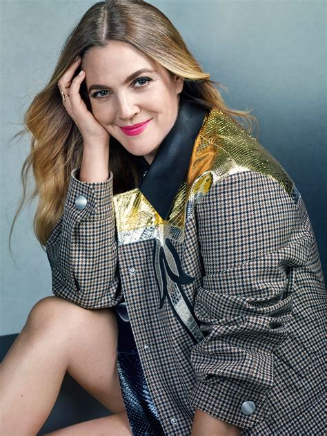 drew barrymore drew barrymore photoshoot for magazine