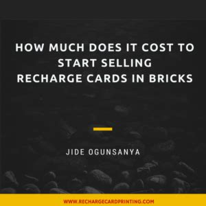 how much does a card dealer make recharge card printing business software dealers how