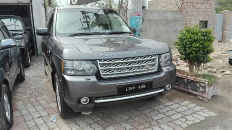 land rover pakistan range rover other 2006 for sale in lahore pakwheels
