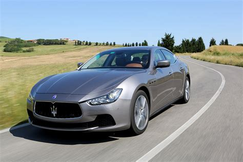 Cheapest Maserati by Maserati Ghibli Petrol Review Auto Express